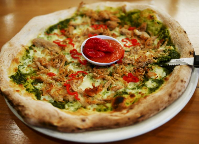 Pizza - Zero Degrees