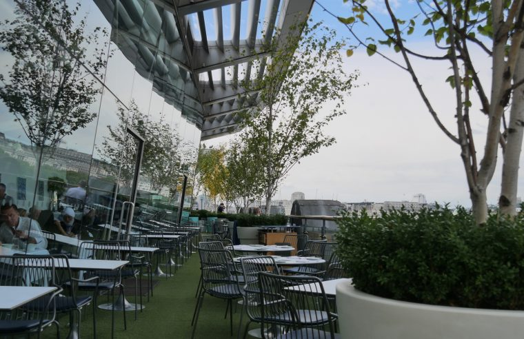Roof Terrace Oxo Tower 2