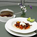 Low Calorie Chilli Con Carne with Cauli Rice for the 5:2 Diet