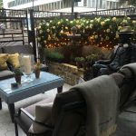 The Chartwell Terrace at the Churchill Bar