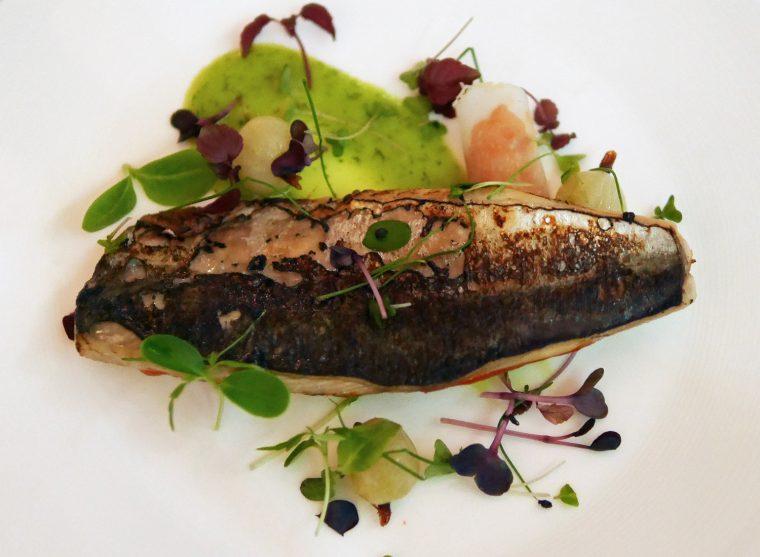 The Don Restaurant - Mackerel