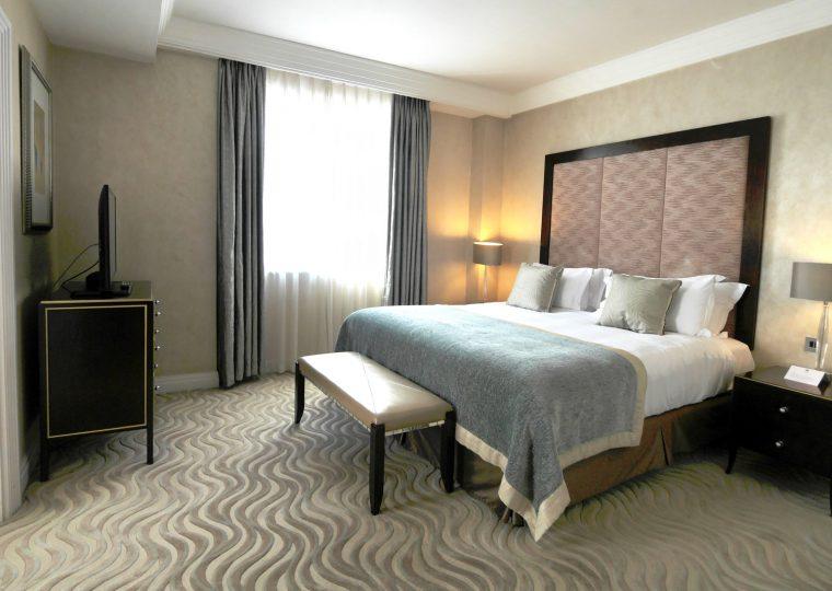 The Westbury - Spacious Bedroom