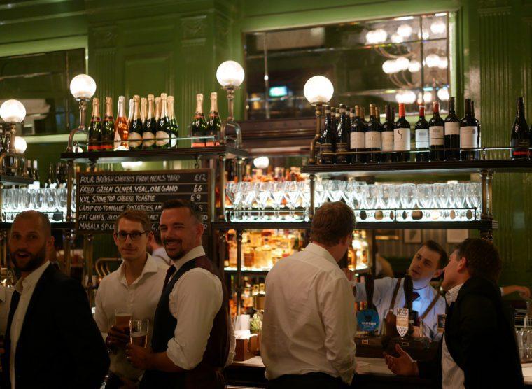The Wigmore - Bar