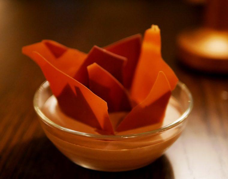 The Wigmore - Dark Chocolate and orange mousse