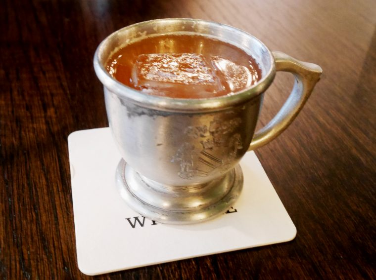 The Wigmore Gin Punch