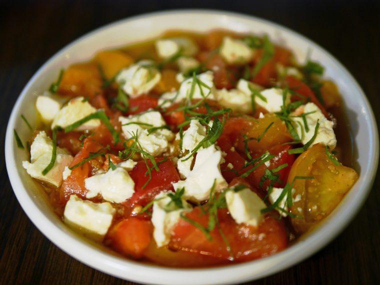 The Wigmore Tomatoes
