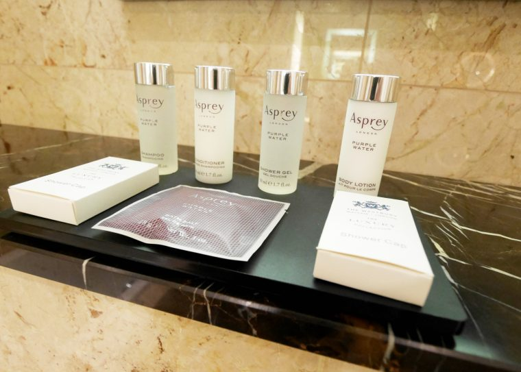 Toiletries - The Westbury 2