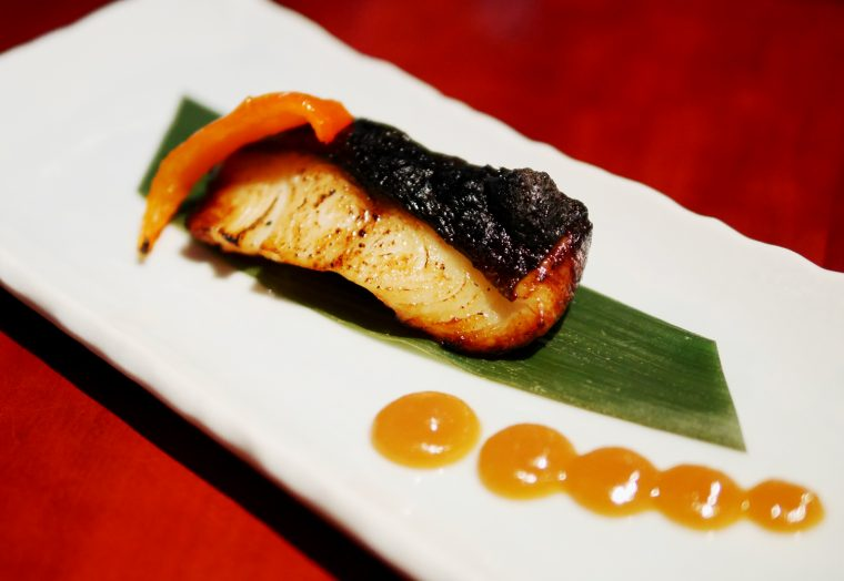 Tsukiji Black Cod