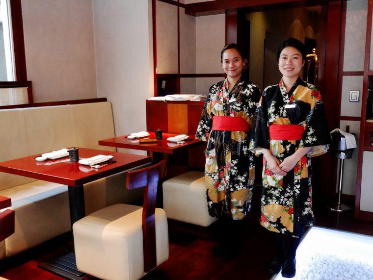 Tsukiji at the Westbury Hotel
