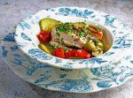 Mediterranean Chicken en Papillote – a 5:2 Diet Recipe