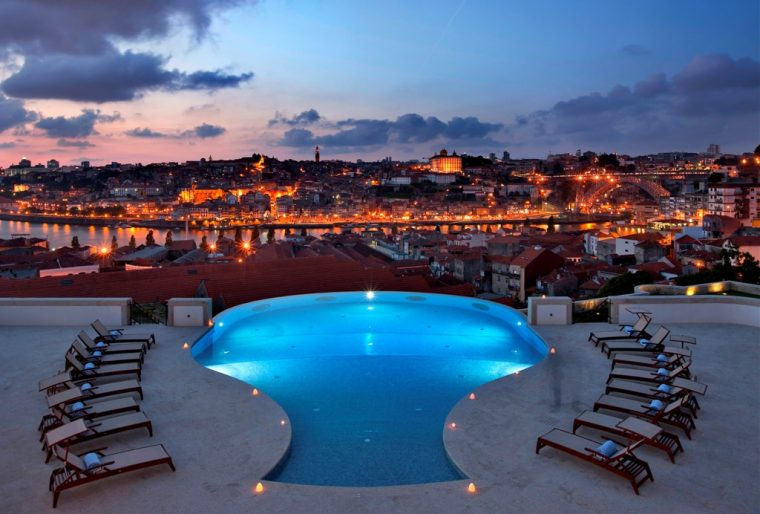 The Yeatman Hotel Pool