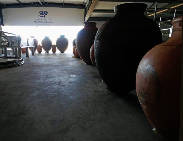 Amphora at Herdade de Sao Miguel Alentejo