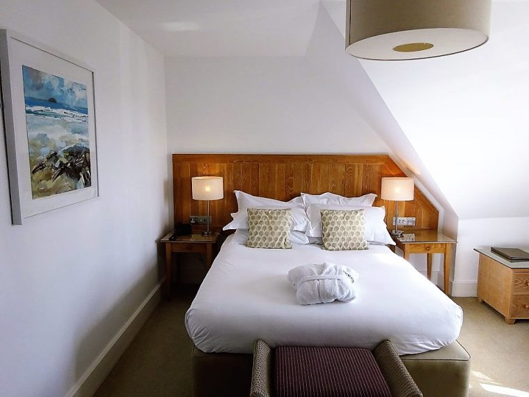 Bedroom Beach Hotel Bude North Cornwall