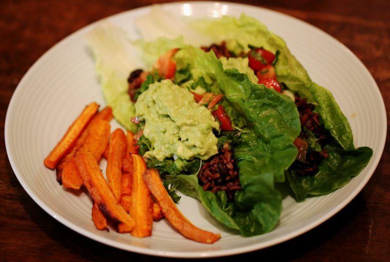 Burrito Lettuce Wraps Mindful Chef 2