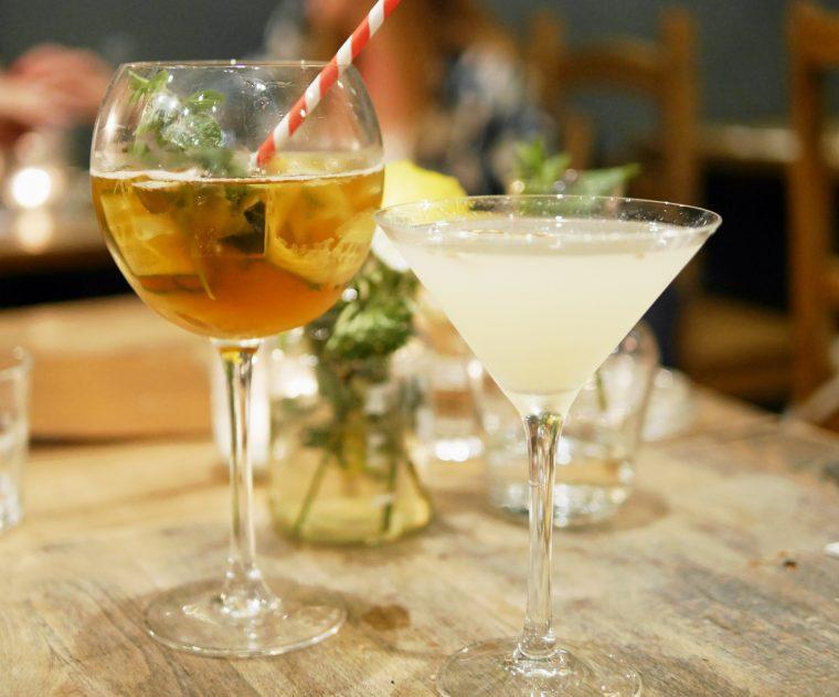 Cocktails - Jar Kitchen