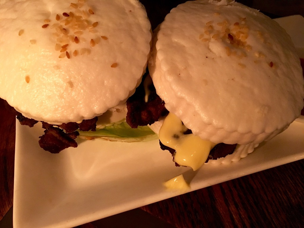 Courtesan Wagyu sliders