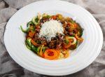 Diet Spaghetti Bolognese
