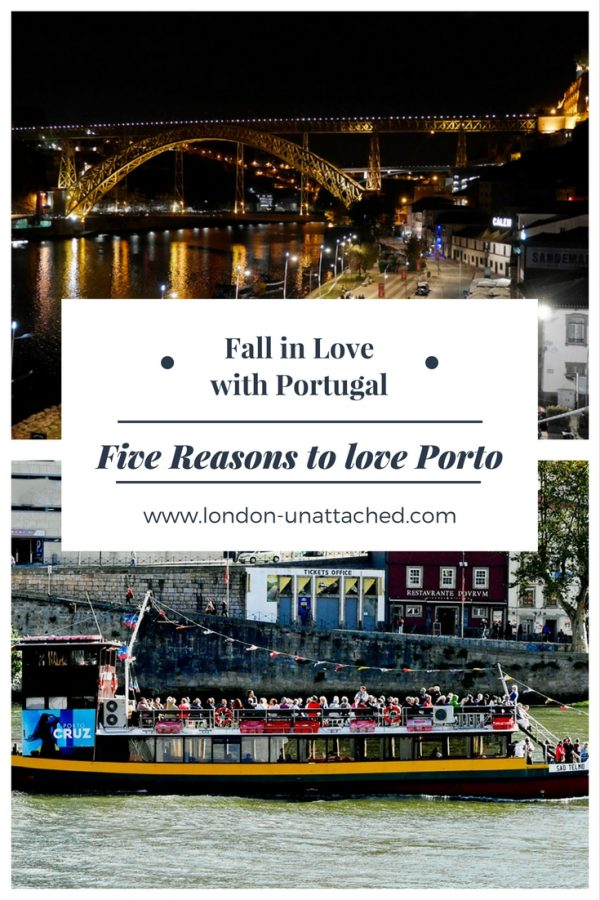 Five reasons to fall in love with Porto - Porto Northern Portugal