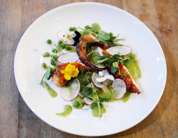 Jar Kitchen Octopus