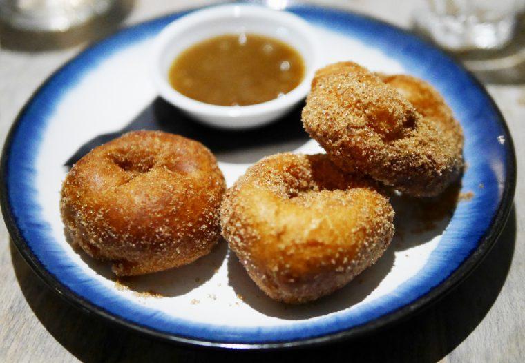 Jar kitchen mini doughnuts