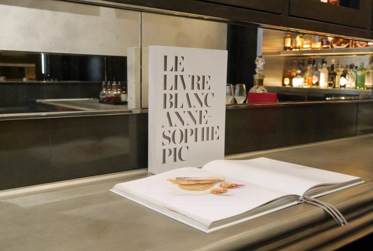 La Dame de Pic Recipe Book