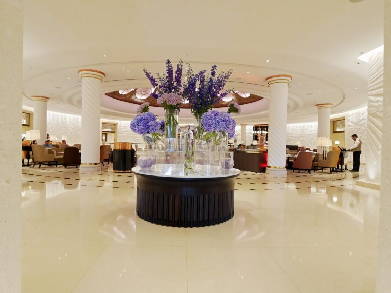 Lobby Four Seasons Ten Trinity Square London