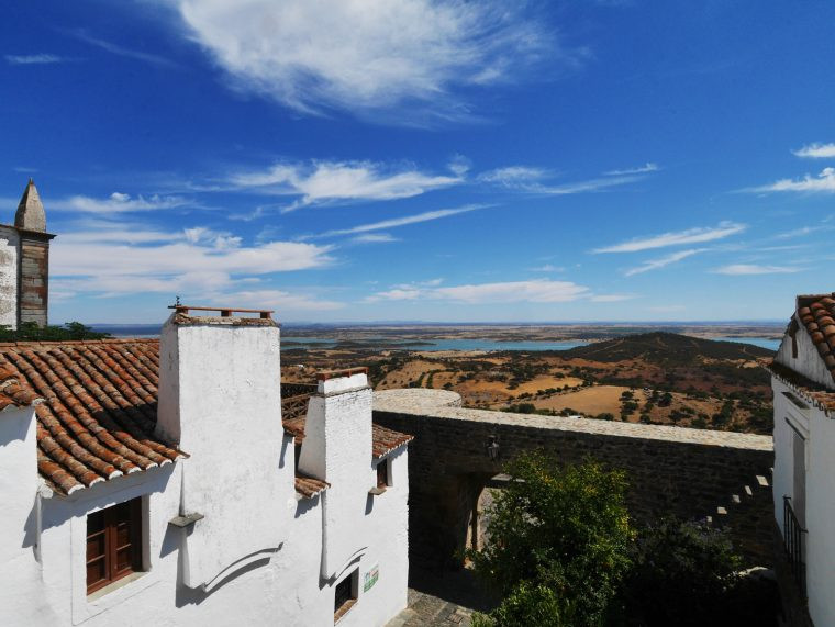 Monsaraz - alentejo view