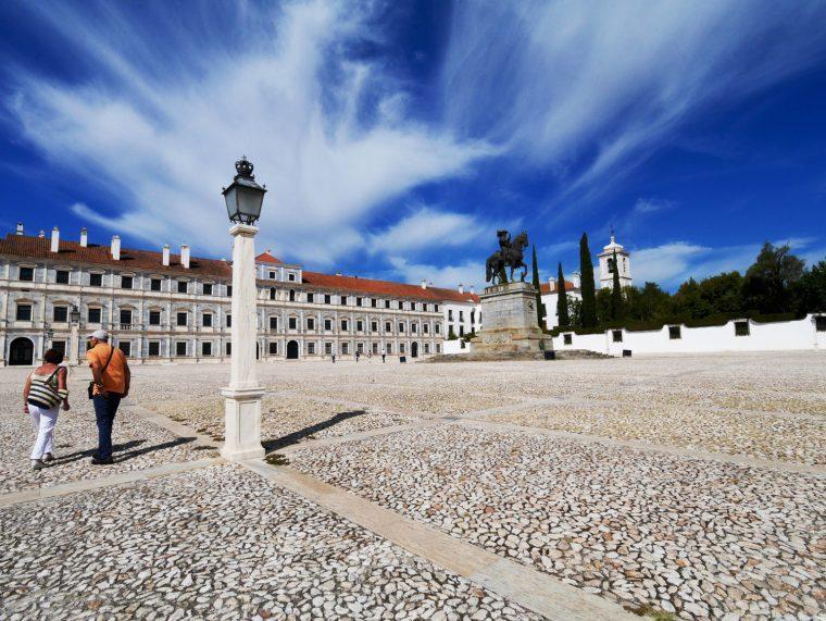 Paço Ducal de Vila Viçosa Duchal Palace Alentejo