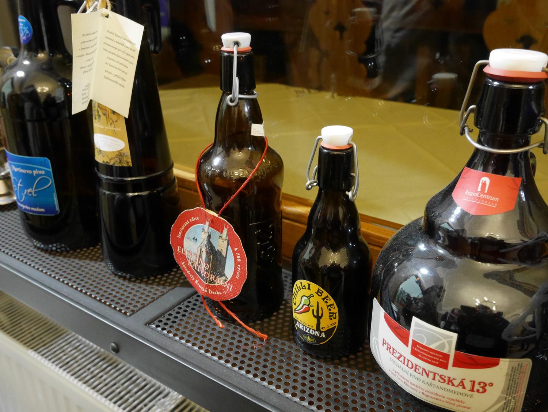 Pardubice Brewery Beers