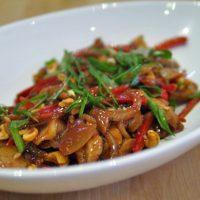 Szechuan Chicken Recipe - Stir Fry Szechuan Chicken