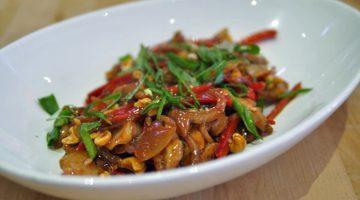 Szechuan Chicken Recipe - Sichuan Chicken Recipe