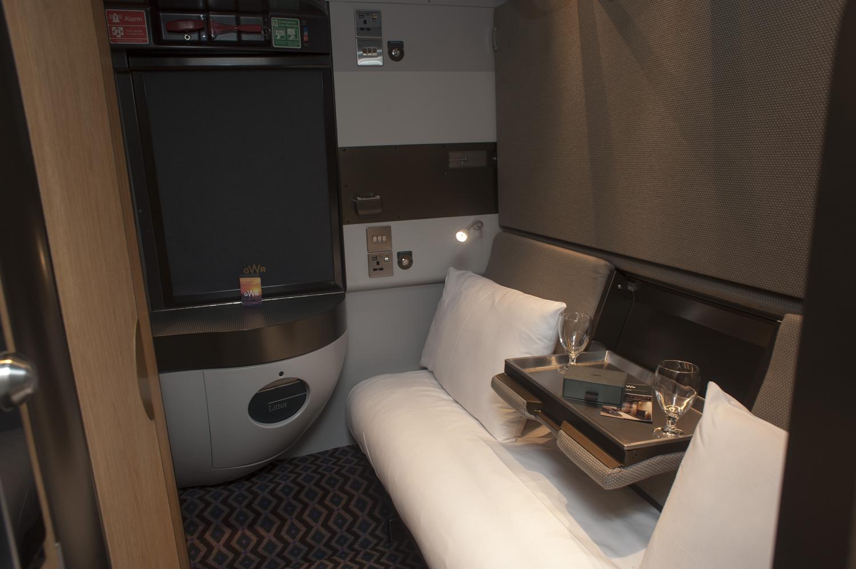 Sleeper_Night Riviera - London to Cornwall