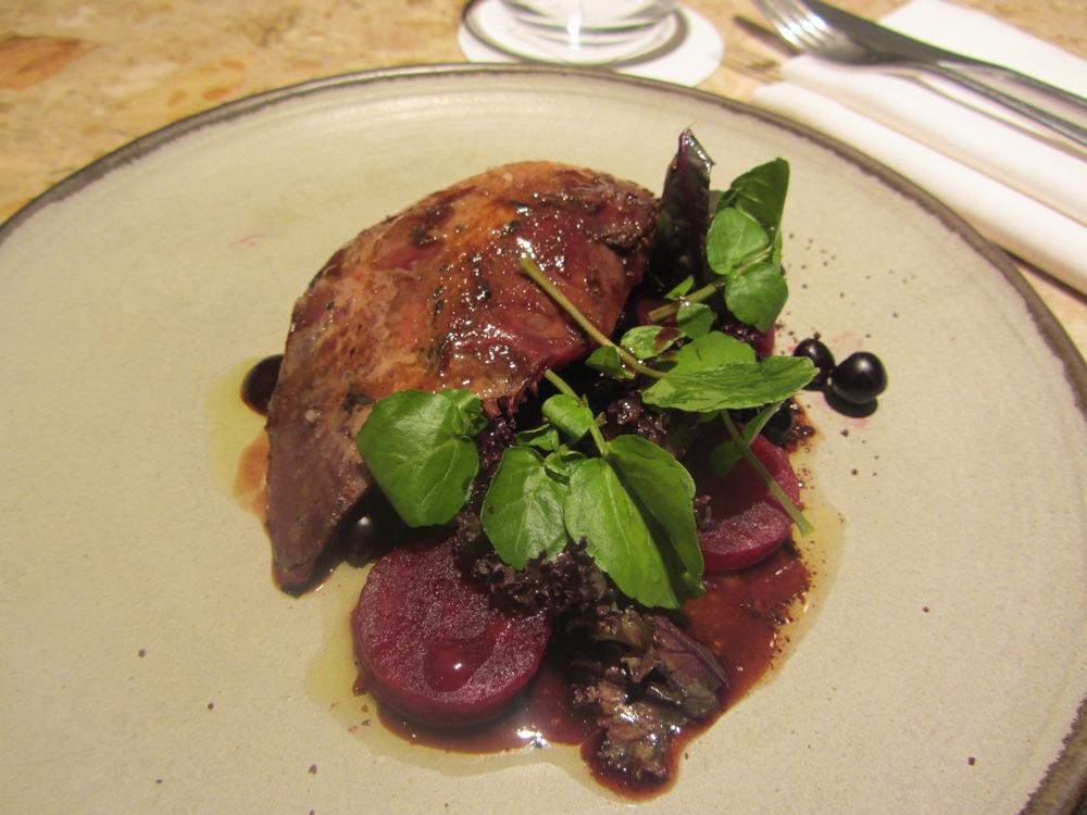 Test Kitchen - grouse