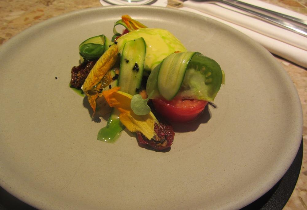 Test Kitchen - Hertitage tomatoes