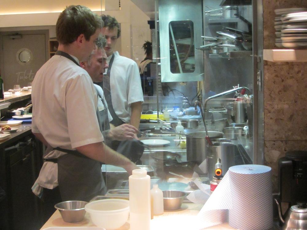 Test Kitchen - mentoring