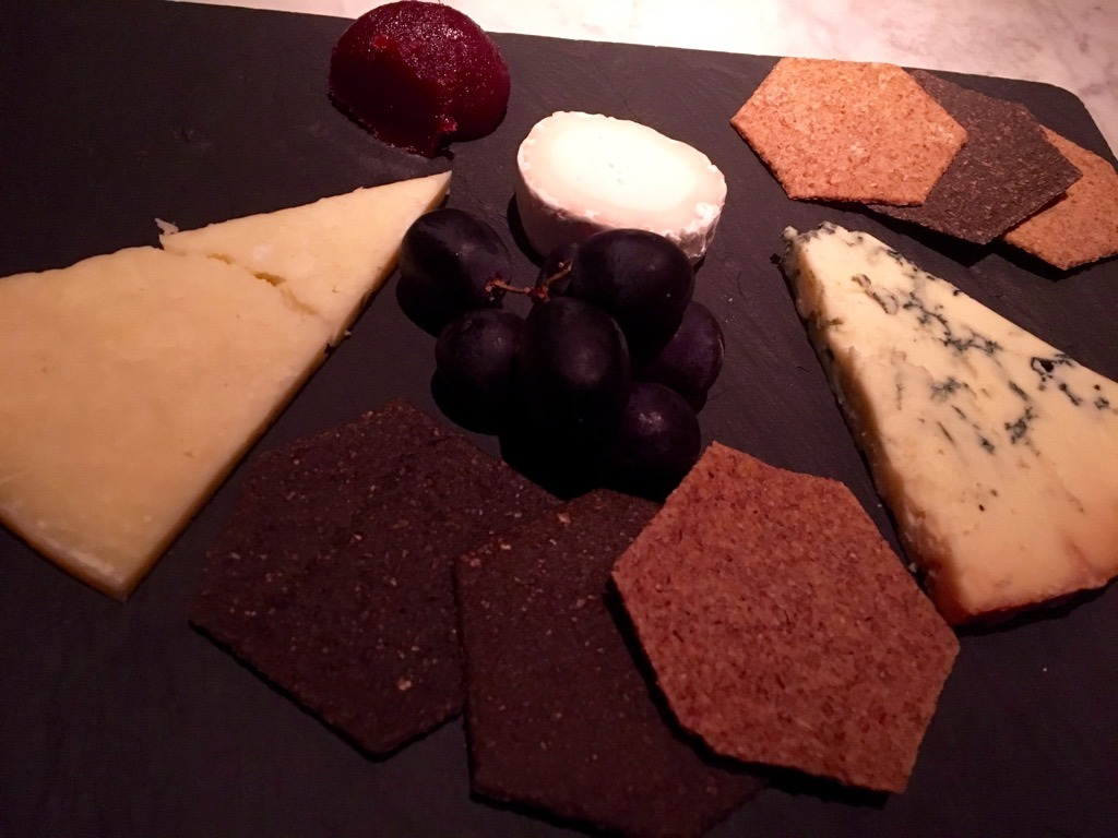 The Century Club cheese