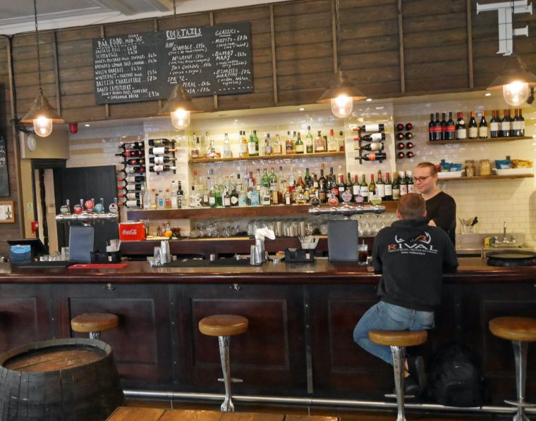 The Tommyfield Bar