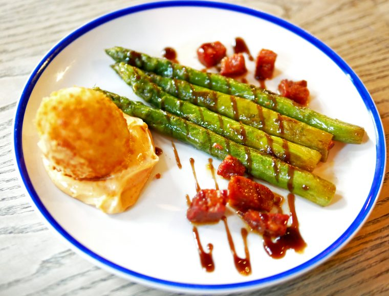 The Tommyfield Kennington Asparagus