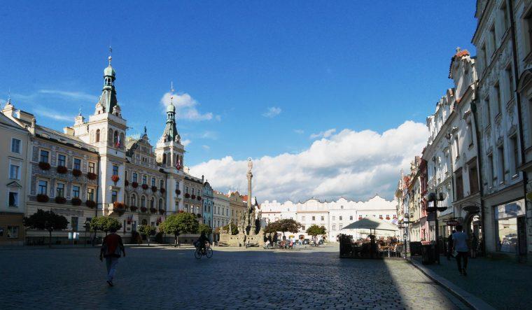 Town Square Pardubice