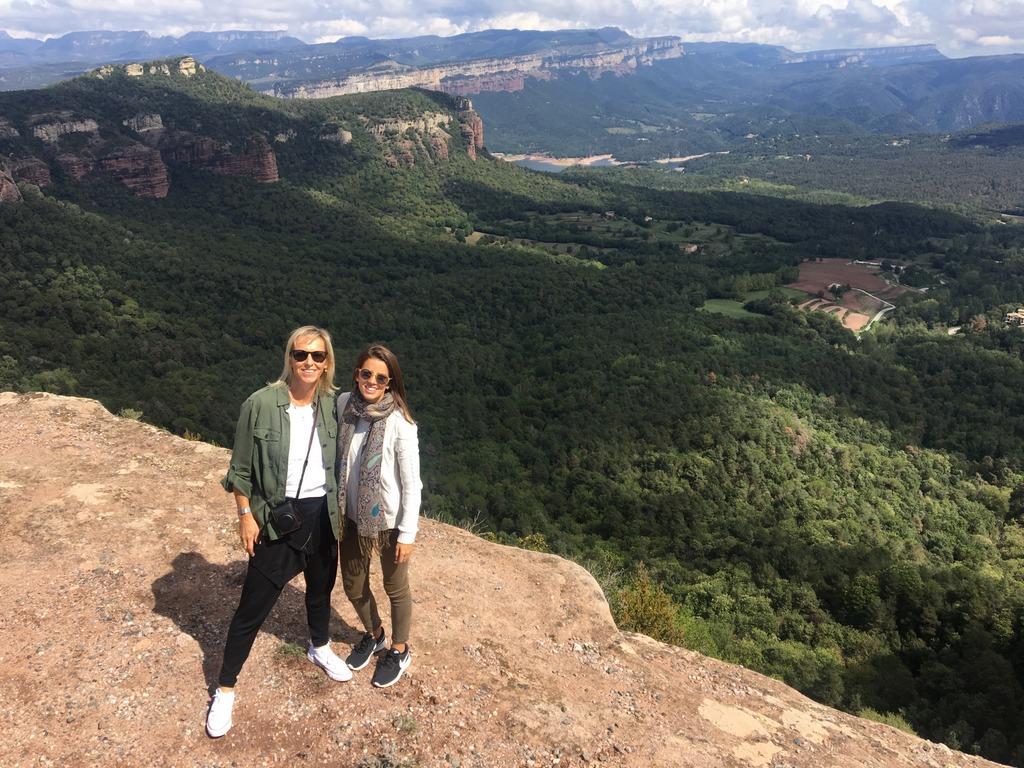 Above Tavènoles - Catalonia