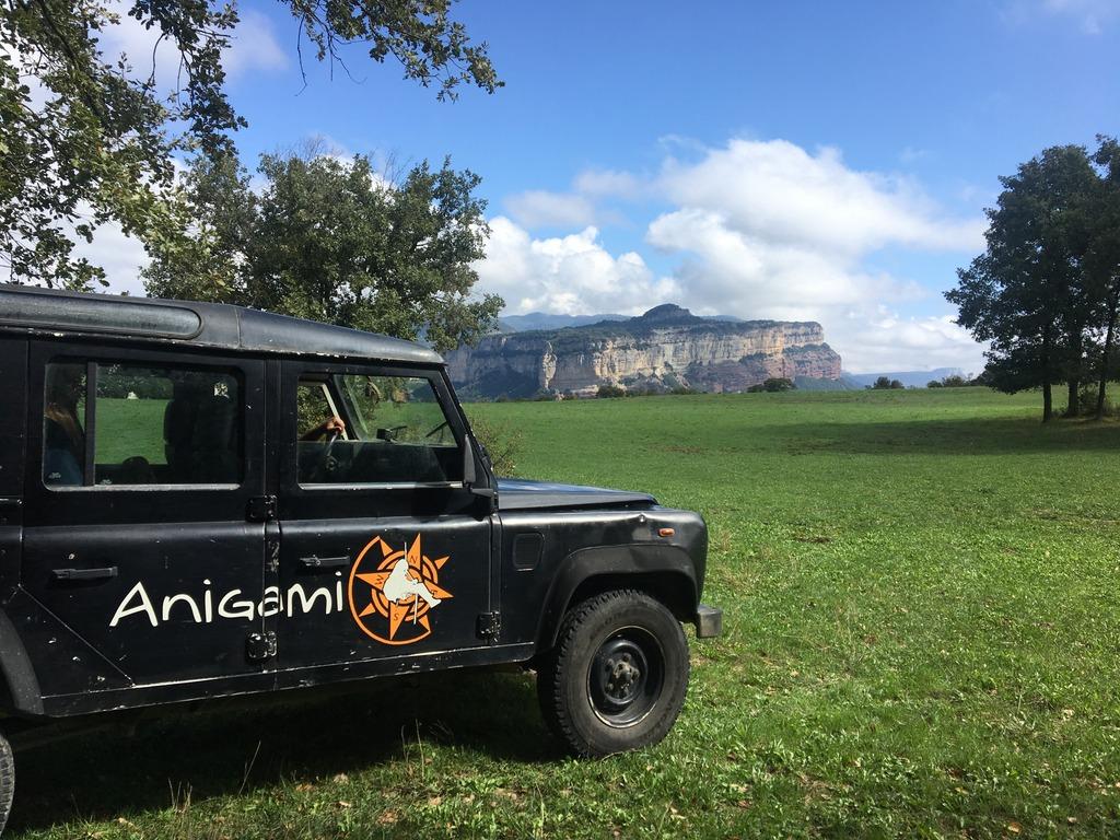 Anigami mountain drive