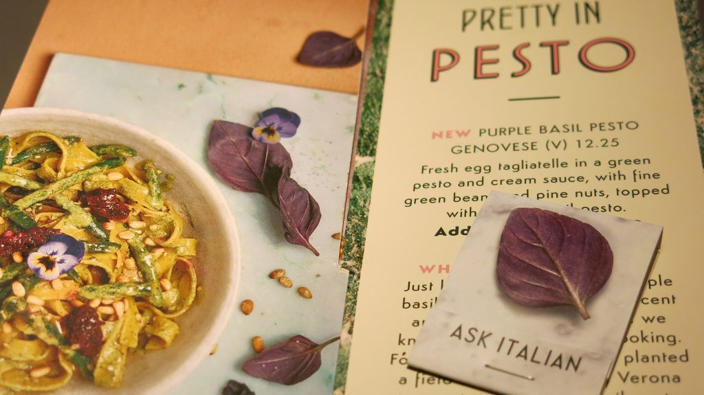 Ask Italian Purple Basil Pesto Seeds