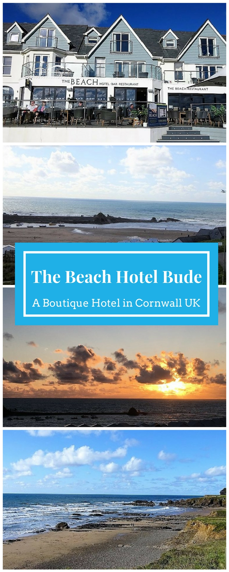Beach Hotel, Bude, Cornwall - Boutique Hotel in Cornwall UK