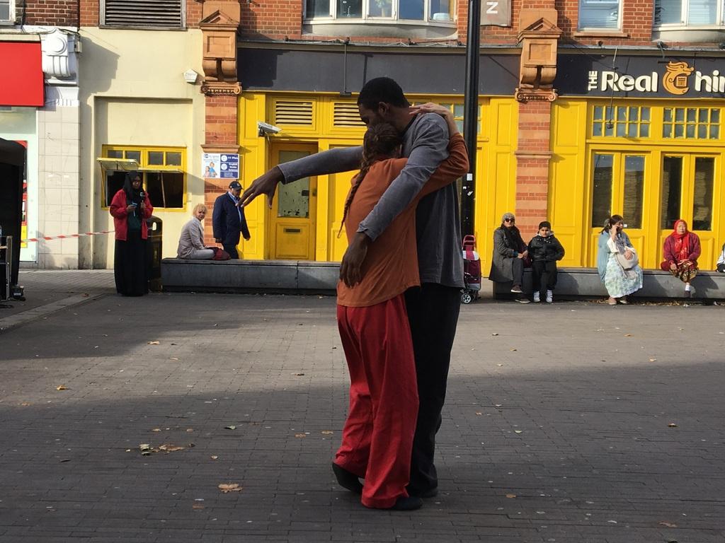 Bel Square Hounslow - Human Hood
