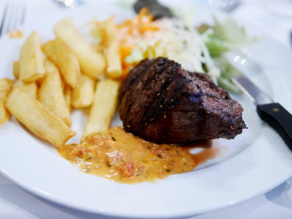 Belgium Wallonia Les Tanneurs Namur Steak