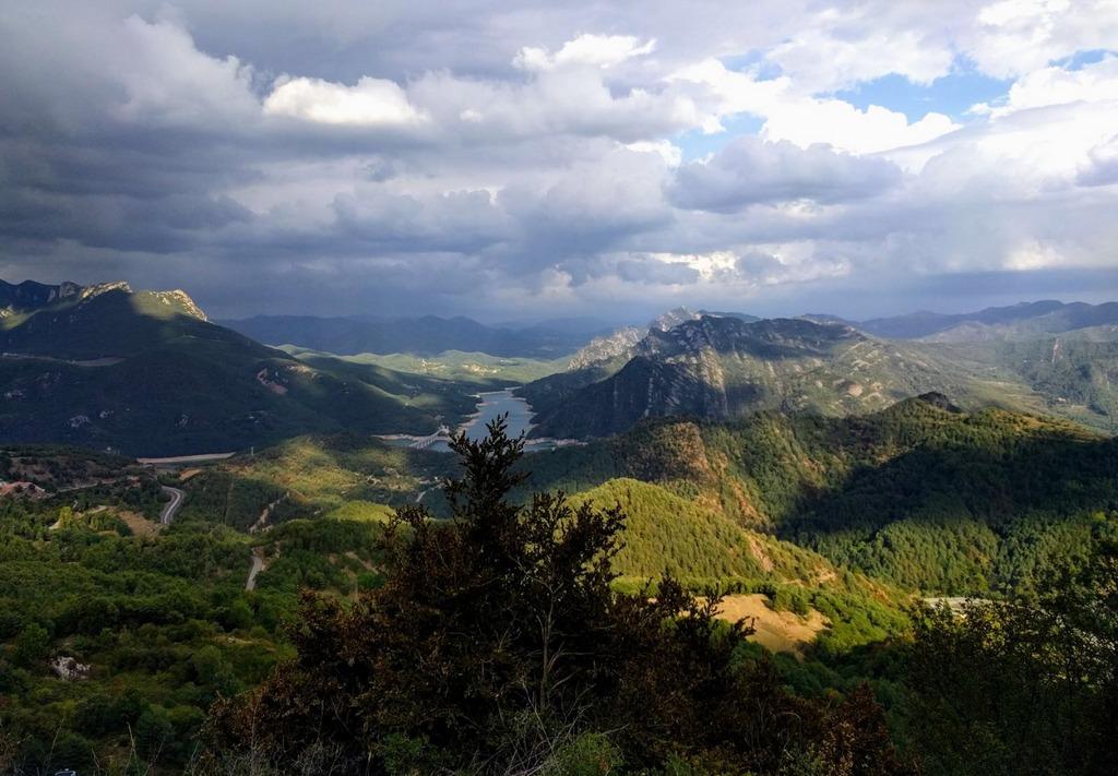 Berguedà view - Catalonia