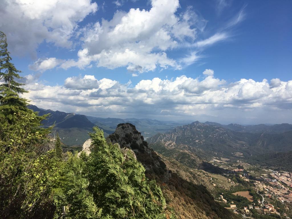 Berguedà - views