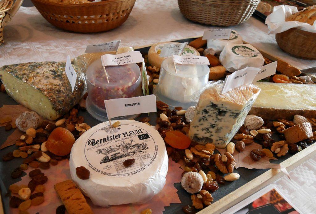 Cheese Wallonia