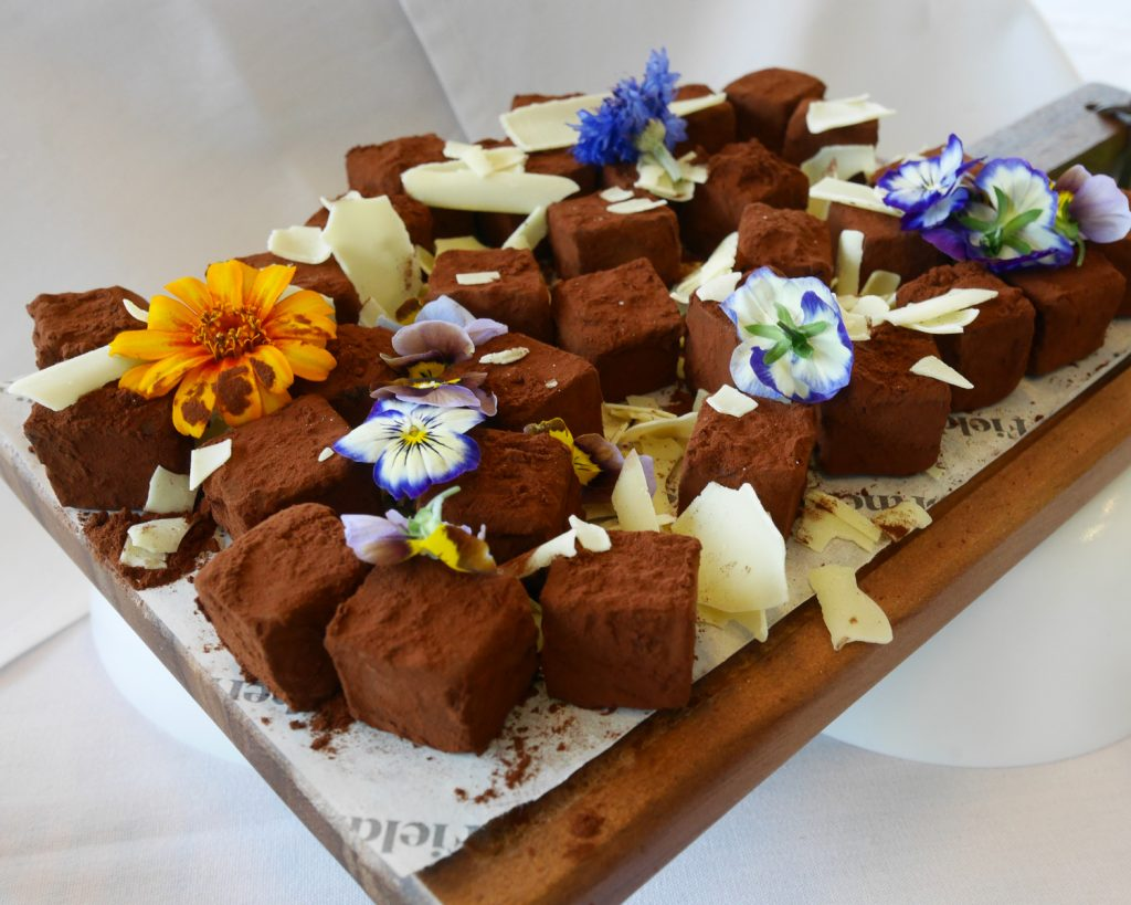 Chocolate Truffles at Greenalls