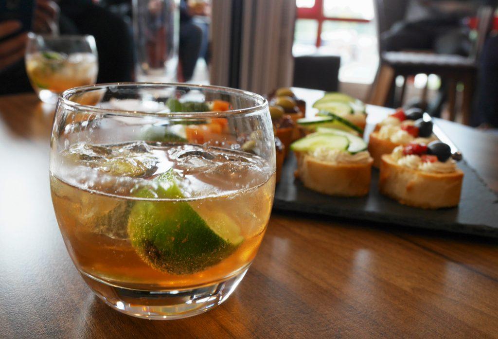 Cocktails at Greenalls